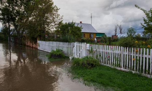 В крае сохраняется высокая угроза подтопления дорог, домов и речных переправ.