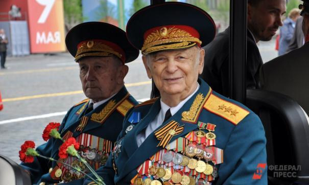 В Кузбассе за год умерла четверть ветеранов Великой Отечественной войны