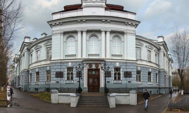 Горный корпус Томского политехнического университета