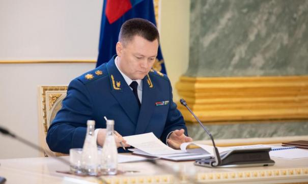 Игорь Краснов приехал в Новосибирск