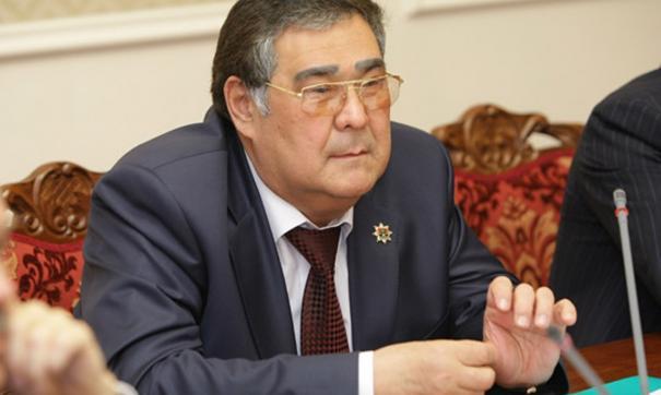 Политический оппонент Амана Тулеева поздравил его с днем рождения