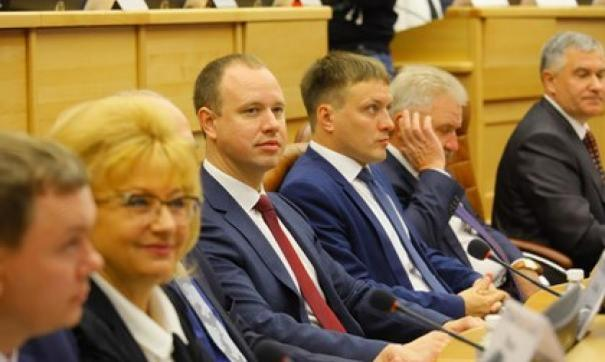 Андрей Левченко - депутат областного парламента и сын экс-губернатора Приангарья
