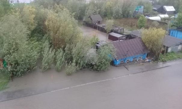 Ханты-Мансийск затопило
