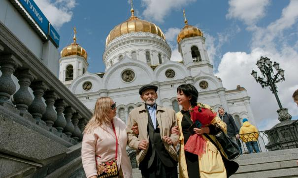 Ветеран мечтал приехать в Москву и возложить цветы к вечному огню