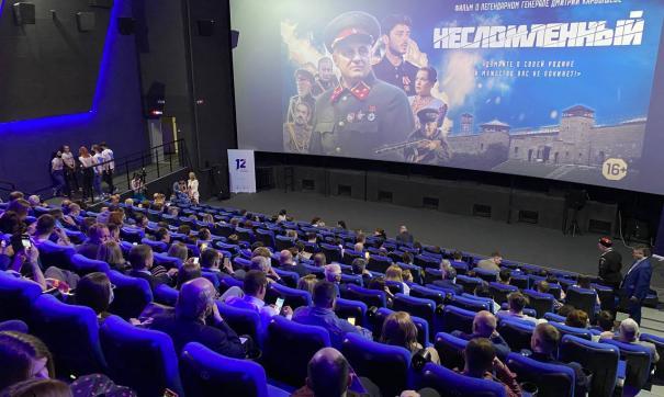 «Волонтеры Победы» реализовали проект в честь 140-летия Дмитрия Карбышева