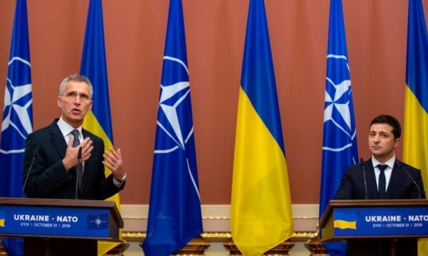 На саммите НАТО обсудят вступление Украины в альянс