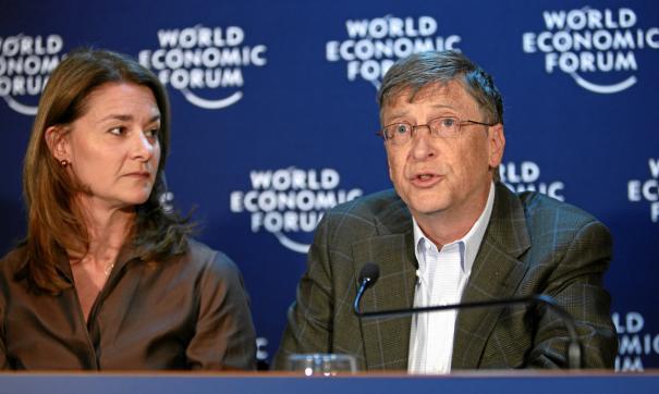 Холдинг Билла Гейтса передал его бывшей жене акции
