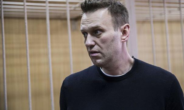 Навальный рассказал о тюремных праздниках