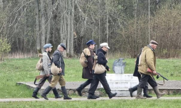 В Белоруссии устроили «театрализованную реконструкцию» сожжения людей к 9 мая