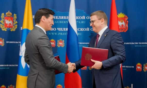 Челябинский опыт в сфере АПК заинтересовал главу Калмыкии