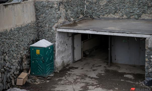 Одним из мест пыток похищенного стал гаражный бокс
