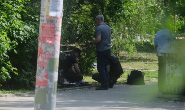 Александр Кукушкин подозревается в убийстве трех человек в городском сквере
