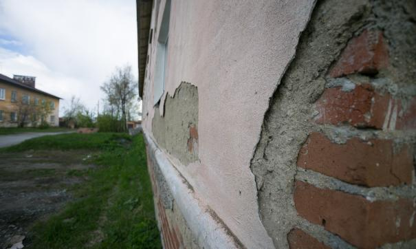 Рухнула стена общежития в Дзержинске. На месте происшествия работают городские службы