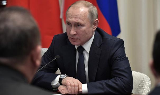 Путин назвал российские вакцины от коронавируса самыми надежными