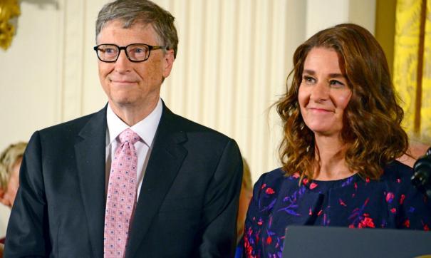 4 мая Билл Гейтс объявил о разводе