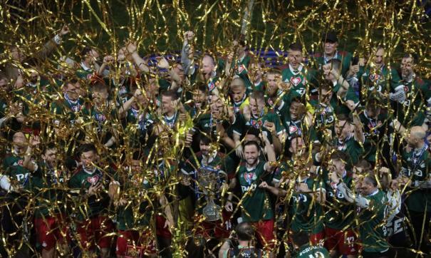 Финал Кубка России по футболу