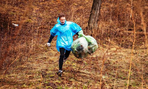 Более 3 тонн мусора собрали горожане