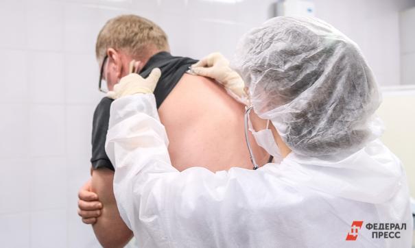 Вакцинация продолжится в торговых центрах