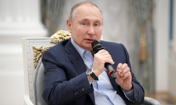 Владимир Путин похвалил результат вакцинации в России