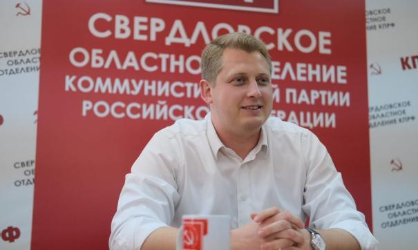 Александр Ивачев начал карьеру в комсомольском отряде