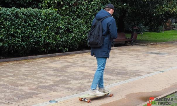 Скейтборд в Екатеринбурге можно купить с рук за 1050 рублей