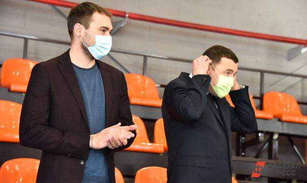 Евгений Куйвашев и Антон Шипулин возглавят партийный список