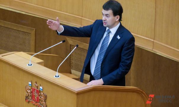 Игорь Аксенов может рассчитывать на место в списке КПРФ