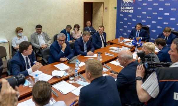 На праймериз в Пермском крае поступило более 750 заявок