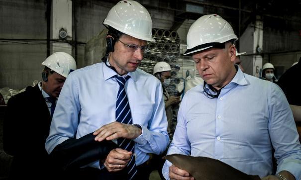 Компания вложит еще 200 млн рублей в модернизацию очистных сооружений