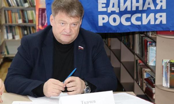 Алексей Ткачев