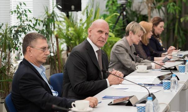 Александр Карелин рассказал об итогах предварительного голосования