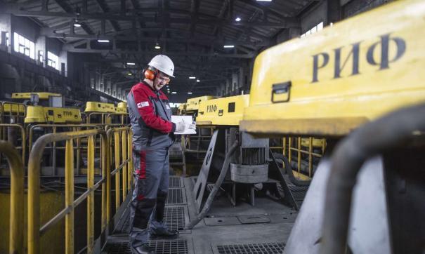 Александринская горно-рудная компания модернизирует производство