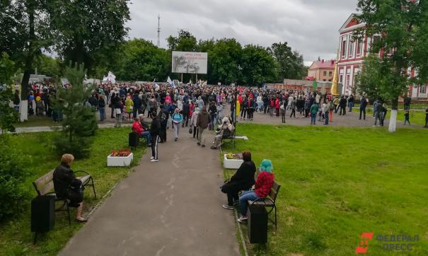 В мае сразу в нескольких городах протесты граждан были услышаны властями