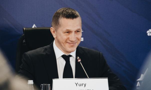 Полпред Юрий Трутнев