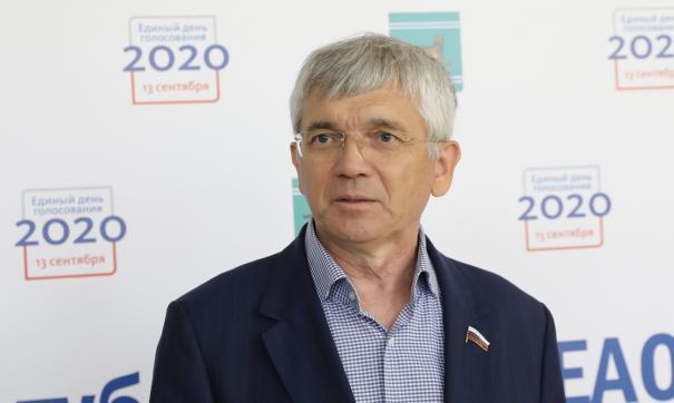 В нынешнем созыве Госдумы Александр Петров представляет интересы Свердловской области.