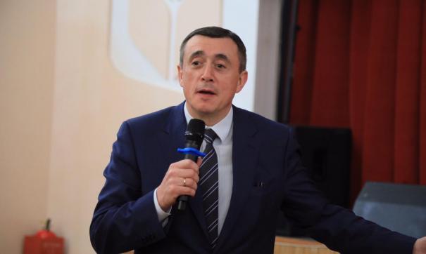 Валерий Лимаренко выступит на двух мероприятиях ПМЭФ-2021 в качестве спикера