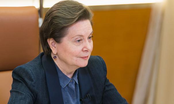 Лидер единороссов ХМАО – Наталья Комарова