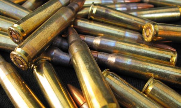 Новосибирец нашел склад с боеприпасами