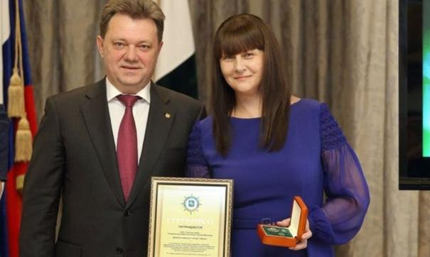 Иван Кляйн со своей женой Галиной