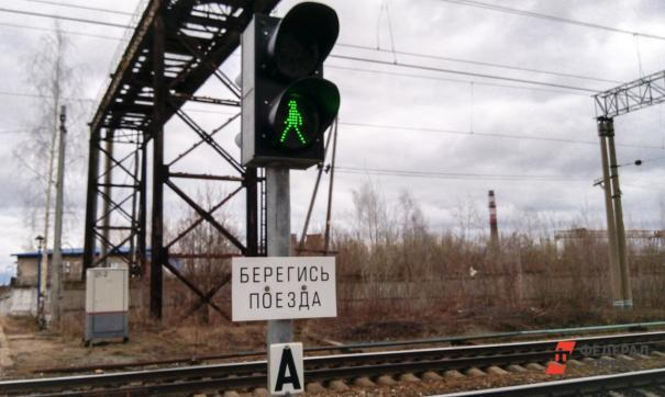 В Новосибирской области поезд сбил пенсионерку