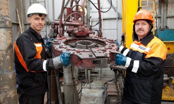 Нефтяники «Сургутнефтегаза»