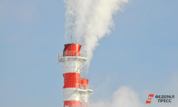 К 2024 году объемы загрязнения в столице региона должны быть снижены на 22 %