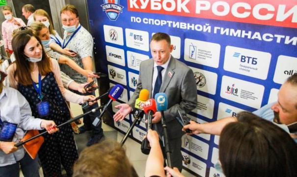 В борьбе за кубок страны принимают участие лучшие 39 гимнастов и 29 гимнасток из 25 субъектов РФ