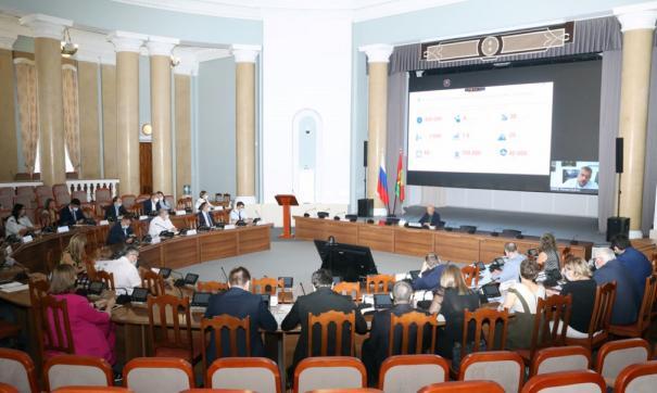 Губернатор провел совещание по улучшению инвестклимата