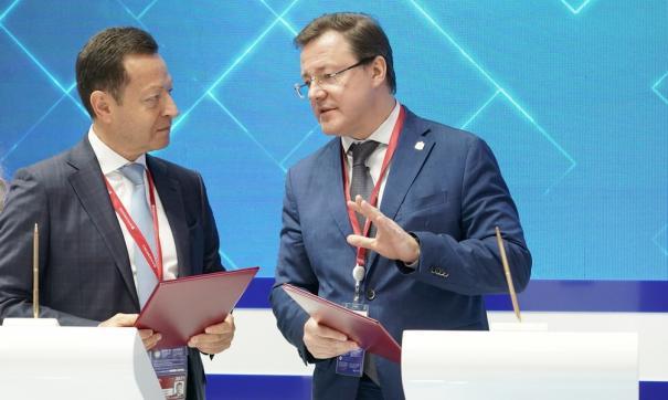 Правительство Самарской области и Фонд развития ветроэнергетики подписали соглашение о сотрудничестве