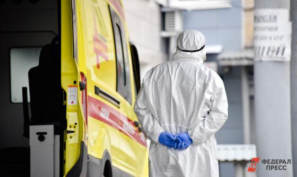 Челябинская горбольница возвращается в режим ковидного госпиталя