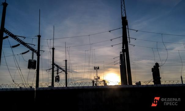 Энергетики обнаружили разграбление распределительной подстанции «Подозерная» 6 под Челябинском