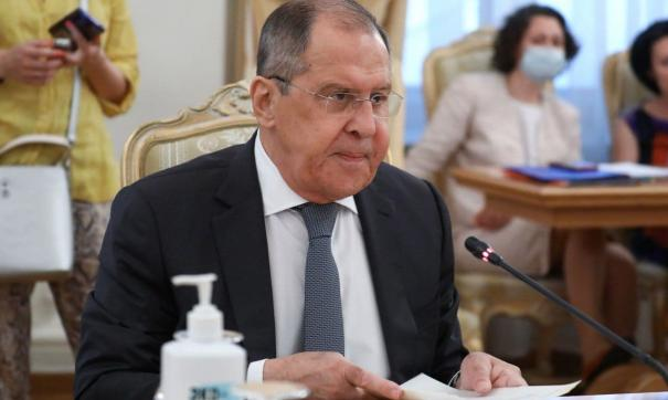 Лавров поручил челябинскому губернатору проработать Национальную часть форума