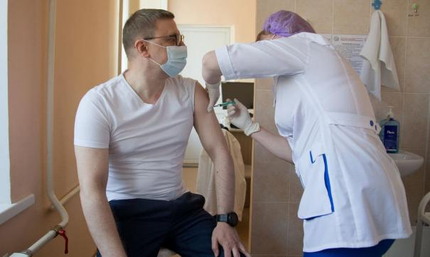 Текслер призвал южноуральцев вакцинироваться