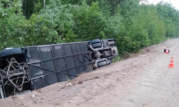 ДТП в Ленинградской области